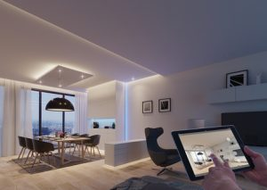 smart furniture and smart home integration