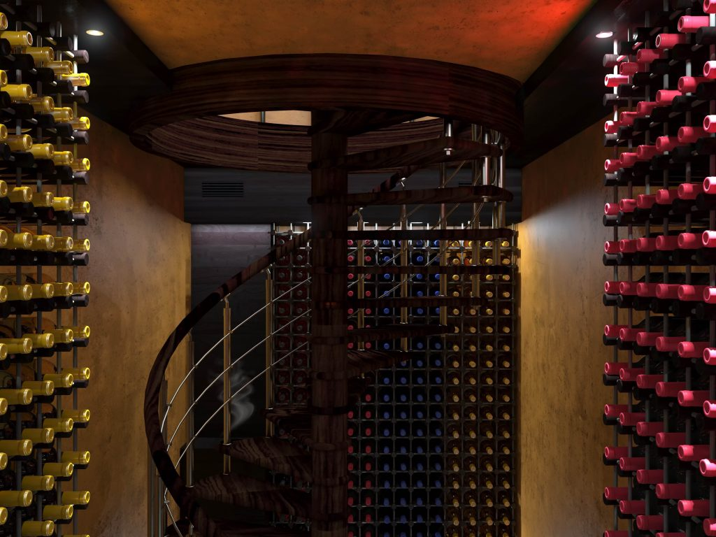 Wine Cellar - Entrance